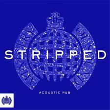 MINISTRY OF SOUND STRIPPED Acoustic R & B VARIOUS ARTISTS 2 CD DIGIPAK NEW