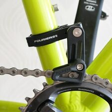 New MTB Bicycle Chain Guide Road Mountain Bike Tensioner Clamp Mount Single Disc