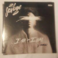 Rare - 21 Savage - I Am > I Was - Vinyl LP - Signed Vinyl Sleeve - Brand New