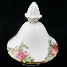 "OLD COUNTRY ROSES Royal Albert Coffee Pot Lid 3.5"" NEW NEVER USED made England"