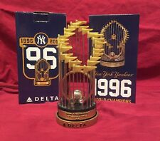 NY Yankees 1996 World Series Championship Replica Trophy Statue SGA 8/12/2016