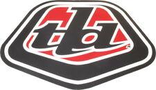 "Troy Lee Designs 7"" Icon Sticker Black/Red"