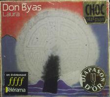 CD DON BYAS - laura, ovp