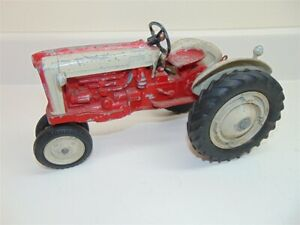 Vintage Hubley Ford Select Speed 600 1960's Cast Metal-1:12 scale-Fair Condition