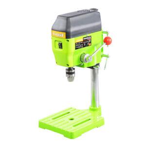 ALLSOMEx MINIQ Mini Drilling Press 220V 680W Electric Milling Machine