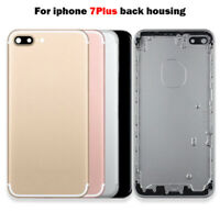 Battery Metal Housing Back Door Cover Replacement For iPhone 7 iPhone 7 Plus