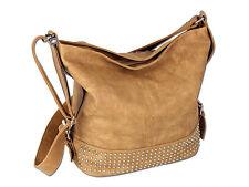 Tasche Damen Handtasche Schultertasche Umhängetasche Shopper groß, in  3 Farben