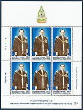 2006 60th Celebrations of His Majesty's Accession to the Throne (2nd Series) FS