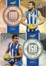 Kangaroos Lot AFL & Australian Rules Football Trading Cards