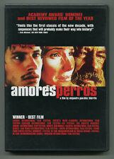Amores Perros Gael Garcia Bernal Dvd Spanish Language Film Academy Awards