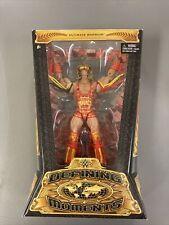 Ultimate Warrior Defining Moments 2015 Mattel Elite WWE WCW Wrestling Figure NIB