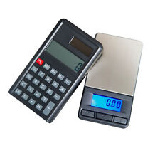 300g Digital Scale Calculator Pocket Weigh Scales Two In One Jewellery 0.01g New