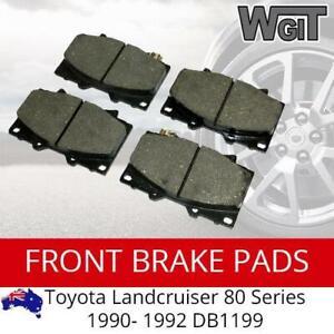 Front Brake Pads For TOYOTA Landcruiser 80 Series 1990- 1992 DB1199