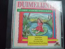 WALT  DISNEY  -   DUIMELIJNTJE , en dre andere Sprookjes  CD  1992 ,   NEDERLAND