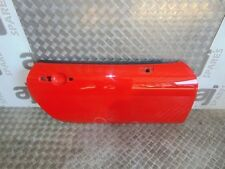 MAZDA MX5 1.8 2006 DRIVERS SIDE FRONT DOOR (BARE) A4A (TRUE RED)