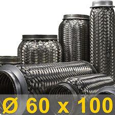 flexibles Rohr Auspuff universal Ø 60 x 100 Länge (mm)