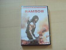 DVD  RAMBO III  - avec Stallone
