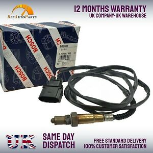 Lambda O2 Oxygen Sensor Probe For AUDI TT SEAT SKODA VW GOLF BORA MK4 0258007351
