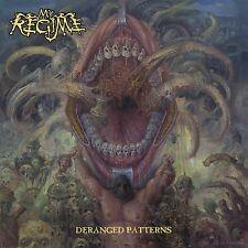 MY REGIME - Deranged Patterns - LP Black [limited 300]