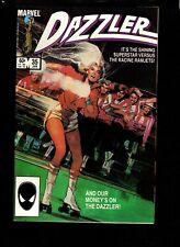 Dazzler, #35, Marvel, 1984, Uncertified, Sleeve/board, A5C665c