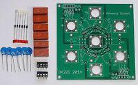 KIT 6:1 remote antenna switch cheap SO-239 KIT