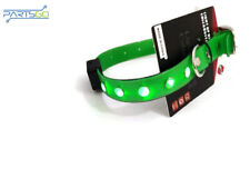 LED Dog Collar Light Up Collars Night Pet Puppy Rechargeable Safety USA SELLER!