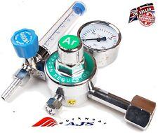NUOVO MIG TIG RIDUTTORE Argon/CO2 Regolatore Regolatore di pressione con misuratore dello scorrimento