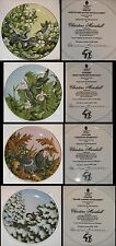Wedgwood - Romance Of The Seasons - 4 Plate Collection