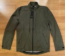 NWT Men's Oakley Latch Project Jacket Rain Dark Brush Coat 412544 Small S $370
