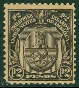 EDW1949SELL : PHILIPPINES 1913 Sc #260A VF, Mint Disturbed OG as usual. Cat $100