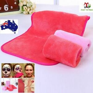 Micro Fibre Reusable Eraser Makeup Remover Make up Cosmetic Cleaning Towel