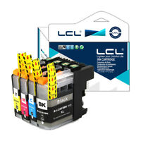 4x LC201 LC203 XL Ink Cartridge for Brother MFC-J460DW MFC-J480DW MFC-J485DW