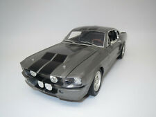 """Shelby Collectibles  Shelby G.T.500E  Eleananor """"1967""""(grau-met.) 1:18 ohne Vp.!"""