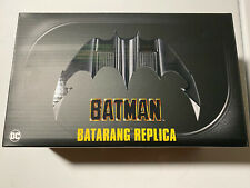 NECA 7? BATMAN 1989 BATARANG REPLICA MOVIE PROP Reel Toys with stand! New sealed