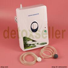 400mg/h Ozone Generator Air Water Food Sterilizer Ozonizer Purifier O3 Maker