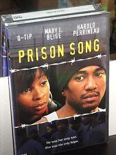 Prison Song (DVD) Mary J. Blige, Q-Tip, Snow, Harold Perrineau Jr. BRAND NEW!