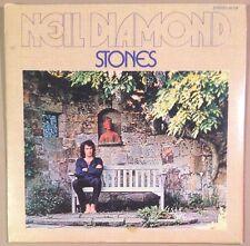 Neil Diamond - Stones - VG+ Vinyl LP