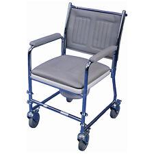 Linton móvil indoro portátil Silla discapacidad ayuda Ruedas Nuevo