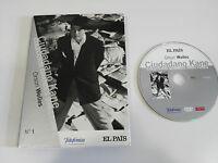 CIUDADANO KANE CITIZEN KANE DVD ORSON WELLES JOSEPH COTTEN CARDBOARD COVER
