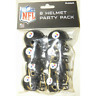 PITTSBURGH STEELERS NFL Cupcake / Cake Topper Mini Football Helmets (8 ct.)