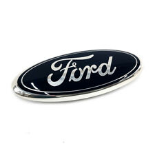 Ford F250 F350 E150 E250 Super Duty Front Grille Blue 9 Inch Oval NEW Emblem