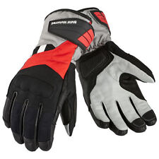 BMW GS Dry Gloves Black/Red 9-9.5