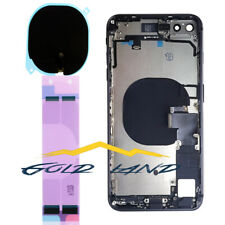 Back Glass Full Assembly Rear Housing Replacement For iPhone 8 Plus, X XR XS Max