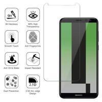 Panzer Glasfolie Huawei Mate 10 Lite Display Schutz Folie Glass Full Screen 9H