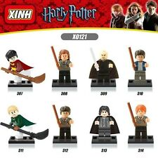 Harry Potter 8 Styles Action Minifigures Building Blocks Toys Kids Gift 1.7in