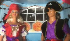 1998 Halloween Party Barbie & Ken doll giftset NRFB