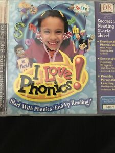 DK I Love Phonics  Helps to build a solid phonics foundation  Multiple Levels