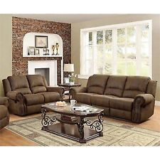 Fabulous Microfiber Sofa Sets For Sale Ebay Spiritservingveterans Wood Chair Design Ideas Spiritservingveteransorg