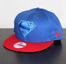 NEW ERA Superhero Poptonal Superman 9FIFTY Snapback DC COMICS baseball cap hat