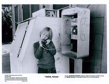 Hunter Carson Paris, Texas Unsigned Glossy 8x10 Movie Promo Photo